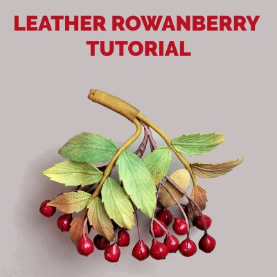 leather rowanberry tutorial