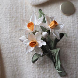 silk daffodils 2 900