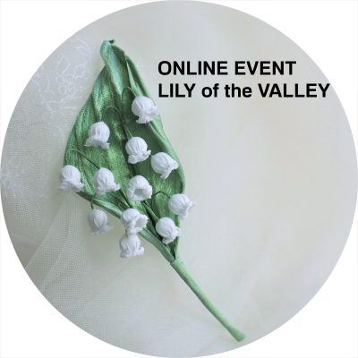 retro lily of the valley event only