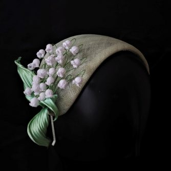lily of the valley spring headpiece 800
