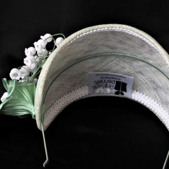 lily of the valley spring headpiece inside 800