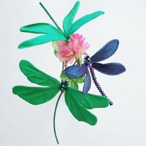 flower making demonstrations